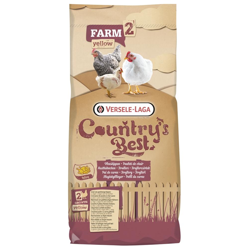 Versele-Laga Country's Best Farm 2 Yellow Mash 20kg