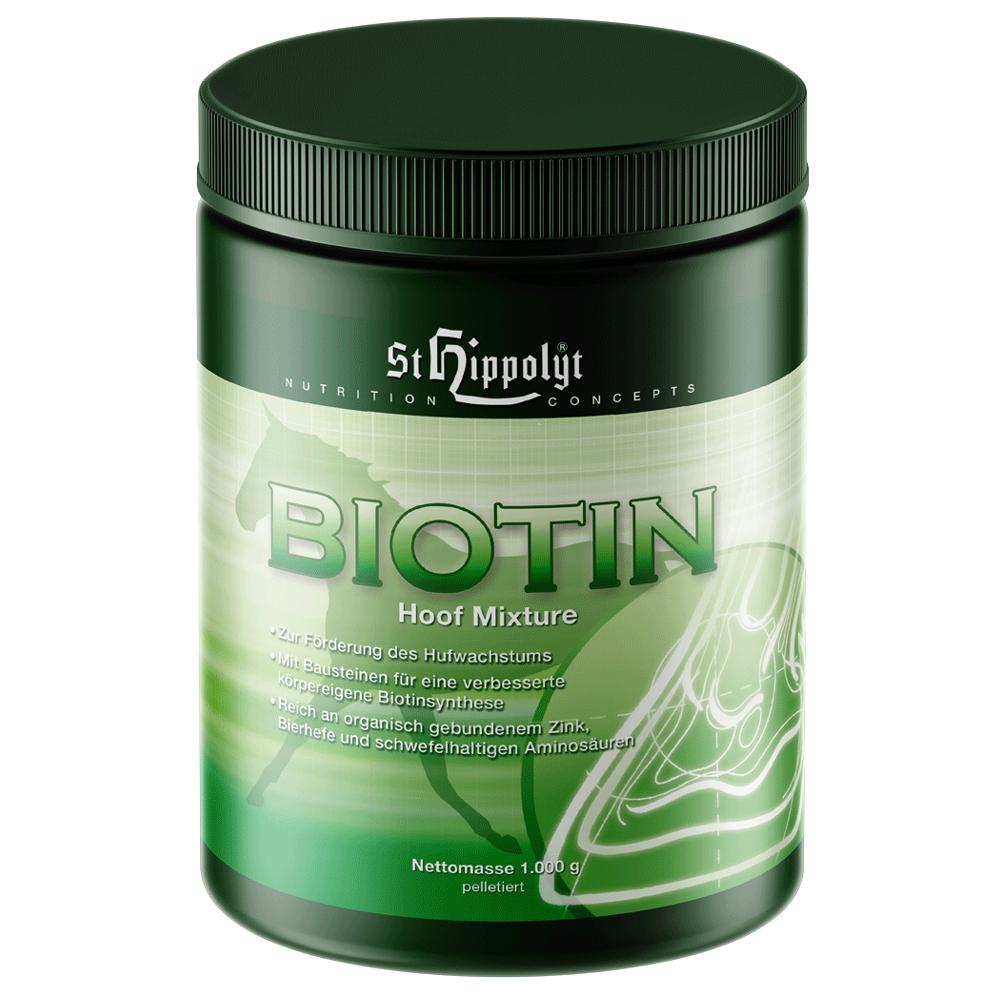 St. Hippolyt Biotin 2,5kg