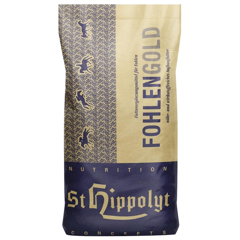 St. Hippolyt Fohlengold Müsli 20kg