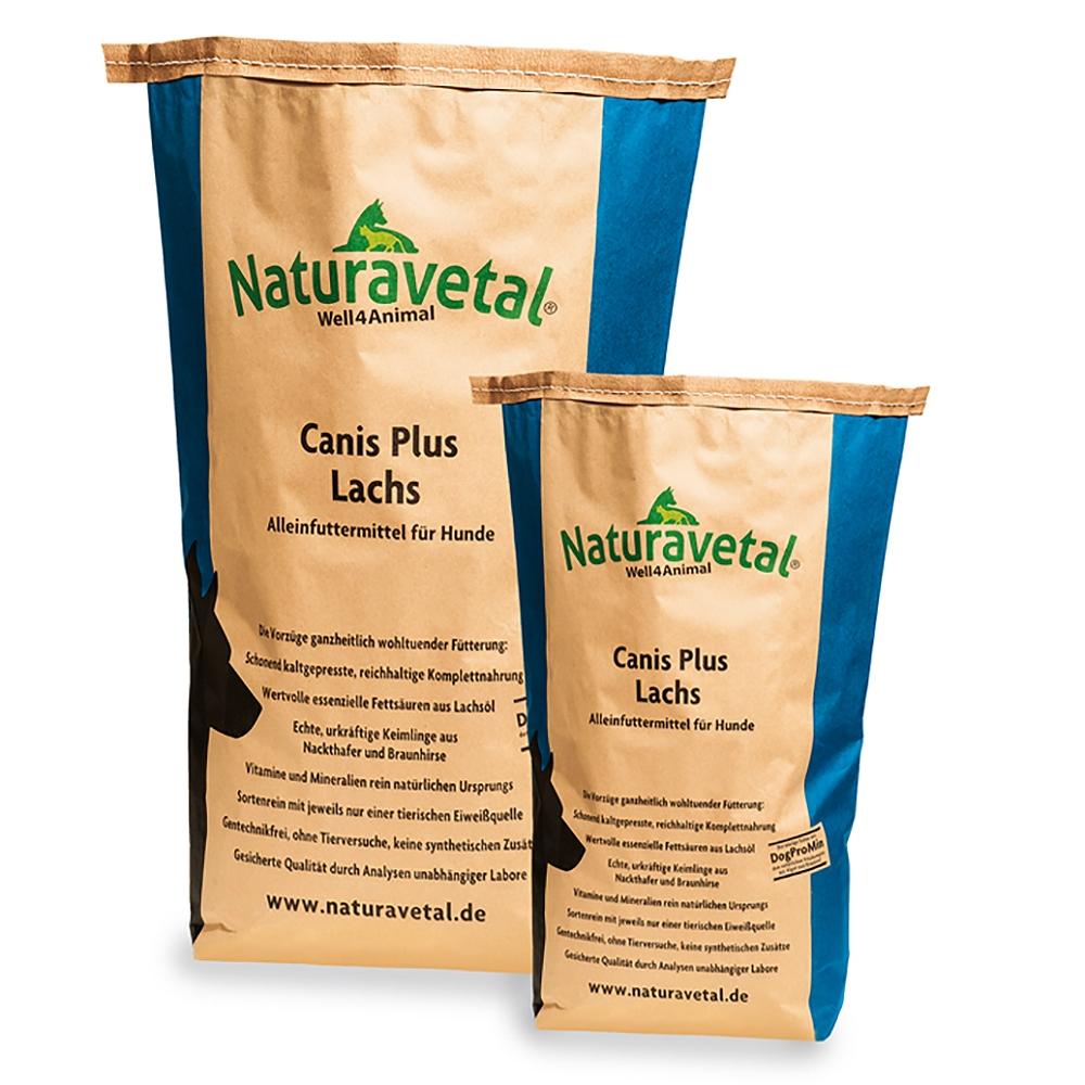 Naturavetal Canis Plus Adult Lachs