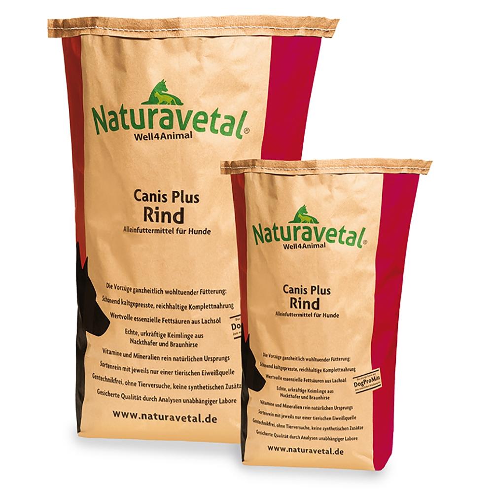 Naturavetal Canis Plus Adult Rind