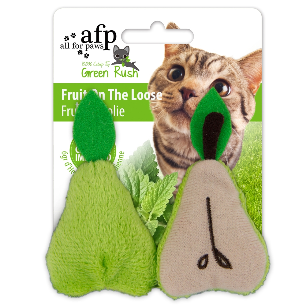 Afp Green Rush Fruits On The Loose Banane/Birne/Granatapfel