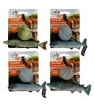 Afp Natural Instincts Fish & Ball Bachforelle/Haifisch/Hecht/Regenbogenforelle