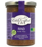 Edenfood Dog Bio-Menü Rind, Karotte & Hirse