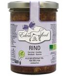 Edenfood Dog Bio-Menü Welpe Rind, Fenchel, Karotte, Brokkoli & Quinoa