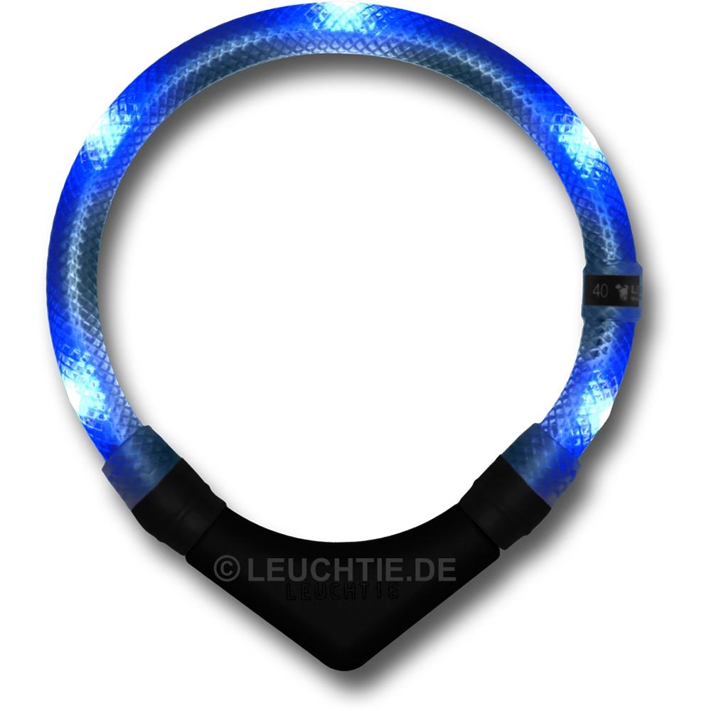 Leuchtie Premium Transparenter Gewebeschlauch