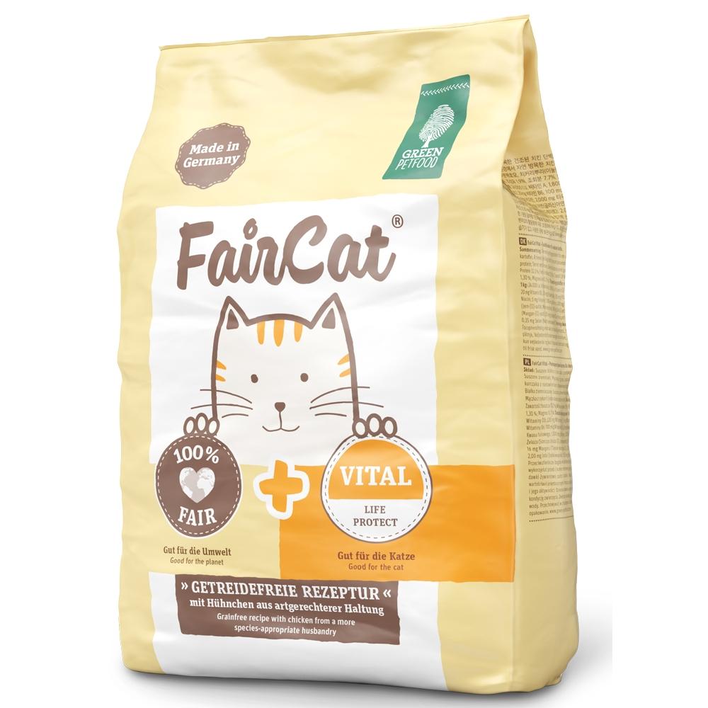 Green Petfood FairCat Vital