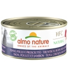 Almo Nature Legend Thunfisch, Huhn & Schinken