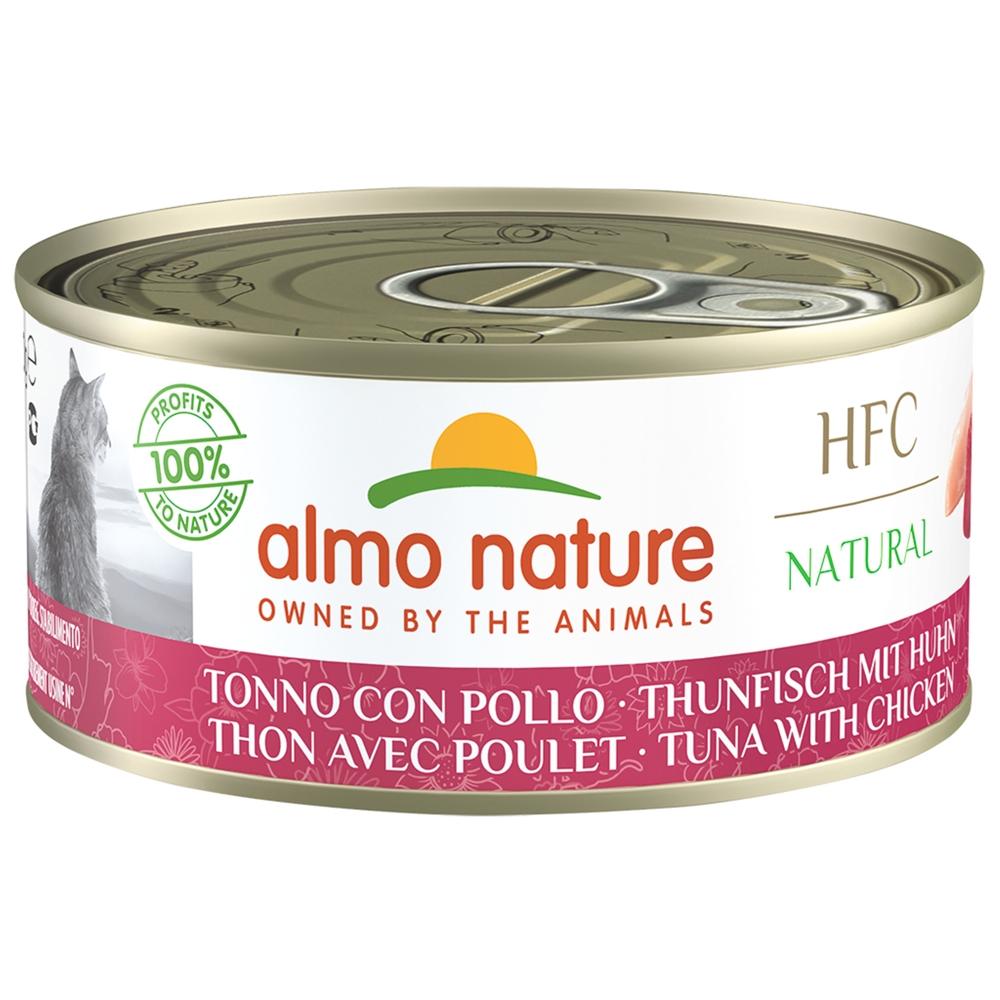Almo Nature Legend Thunfisch & Huhn 150g