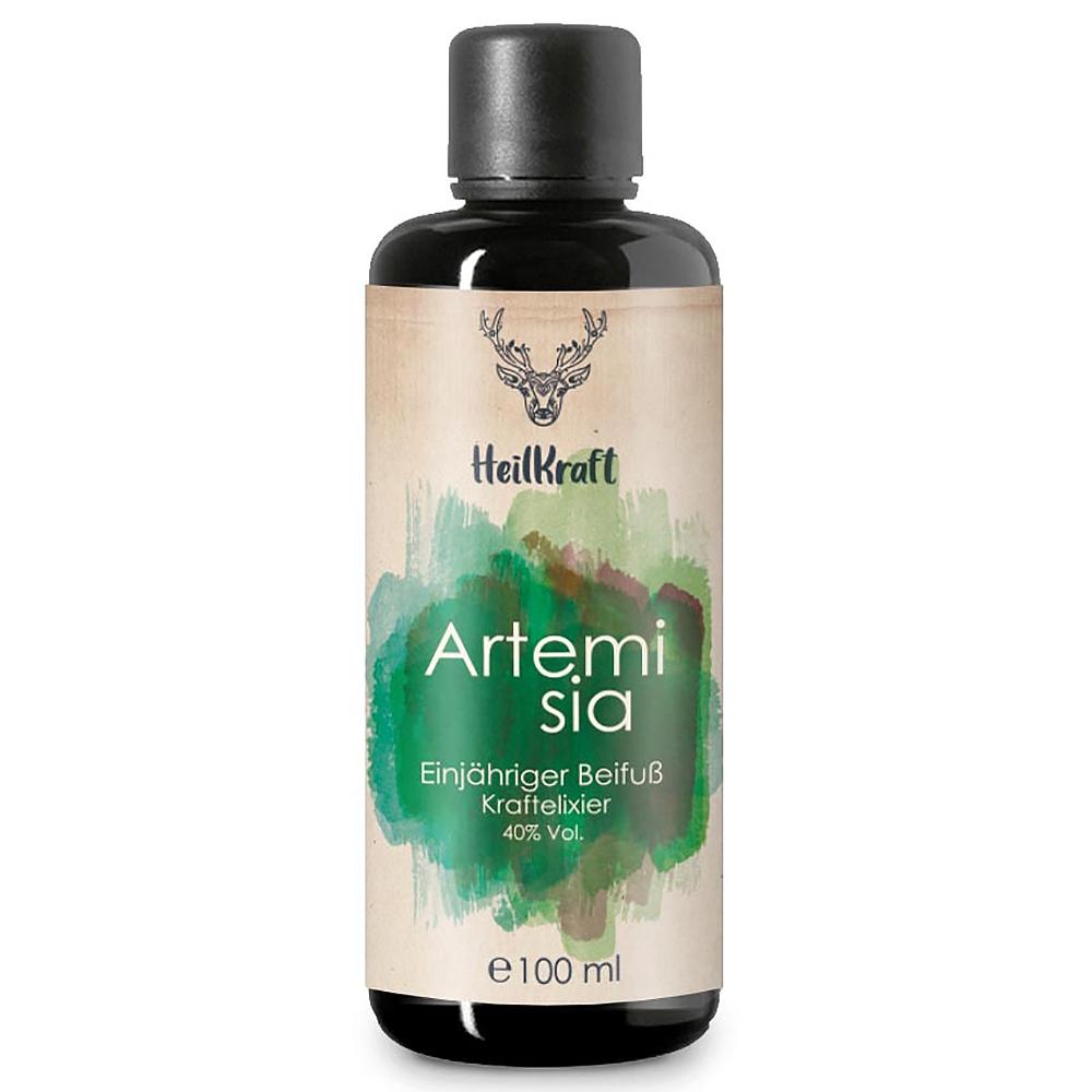 Heilkraft Artemisia Annua 40% Alkohol Pflanzenauszug 100ml