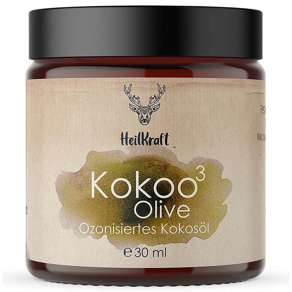 Heilkraft Kokoo³ Olive 30ml