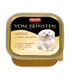 Animonda Dog Vom Feinsten Adult Menue Rind & Kartoffeln 150g