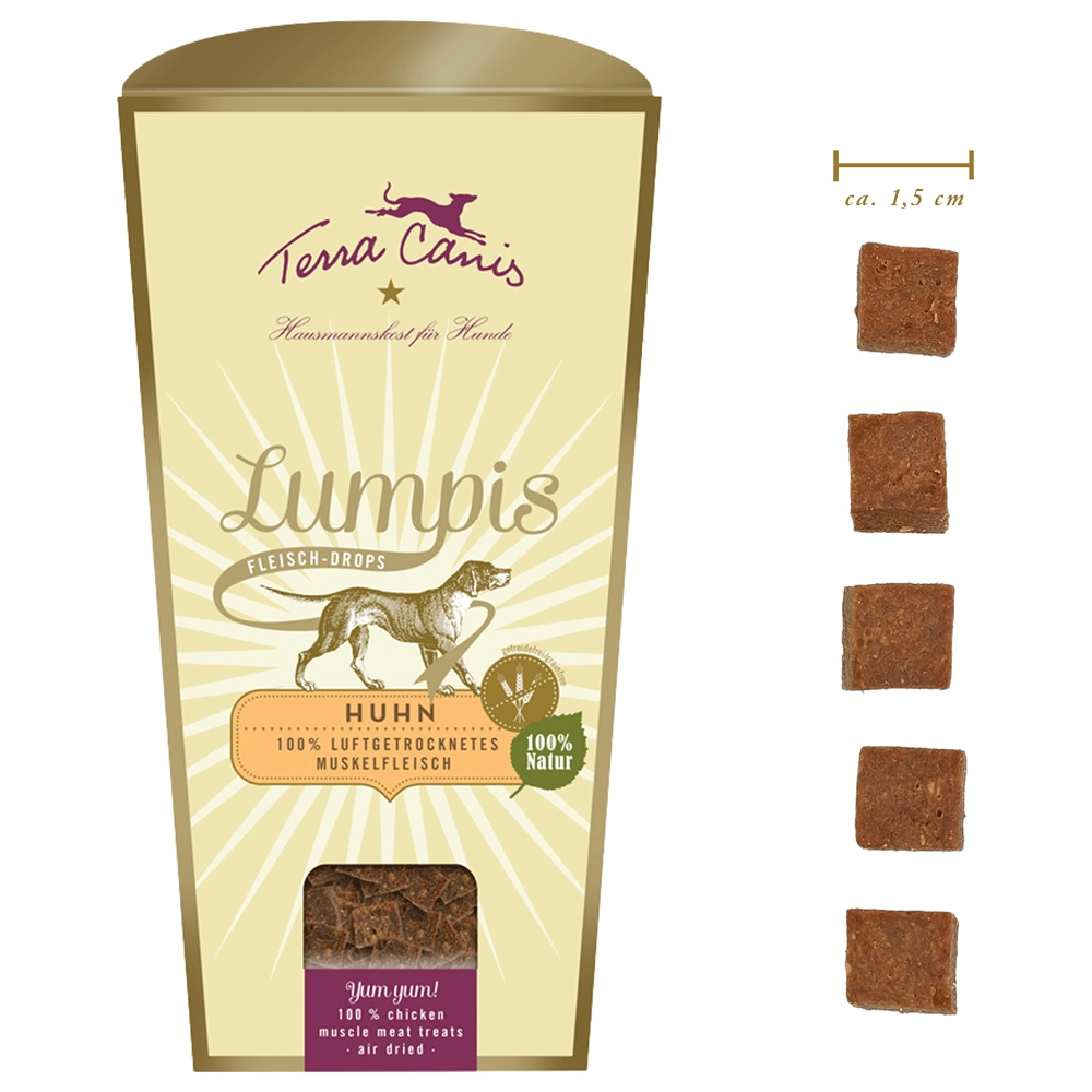 Terra Canis Lumpis Huhn 250g
