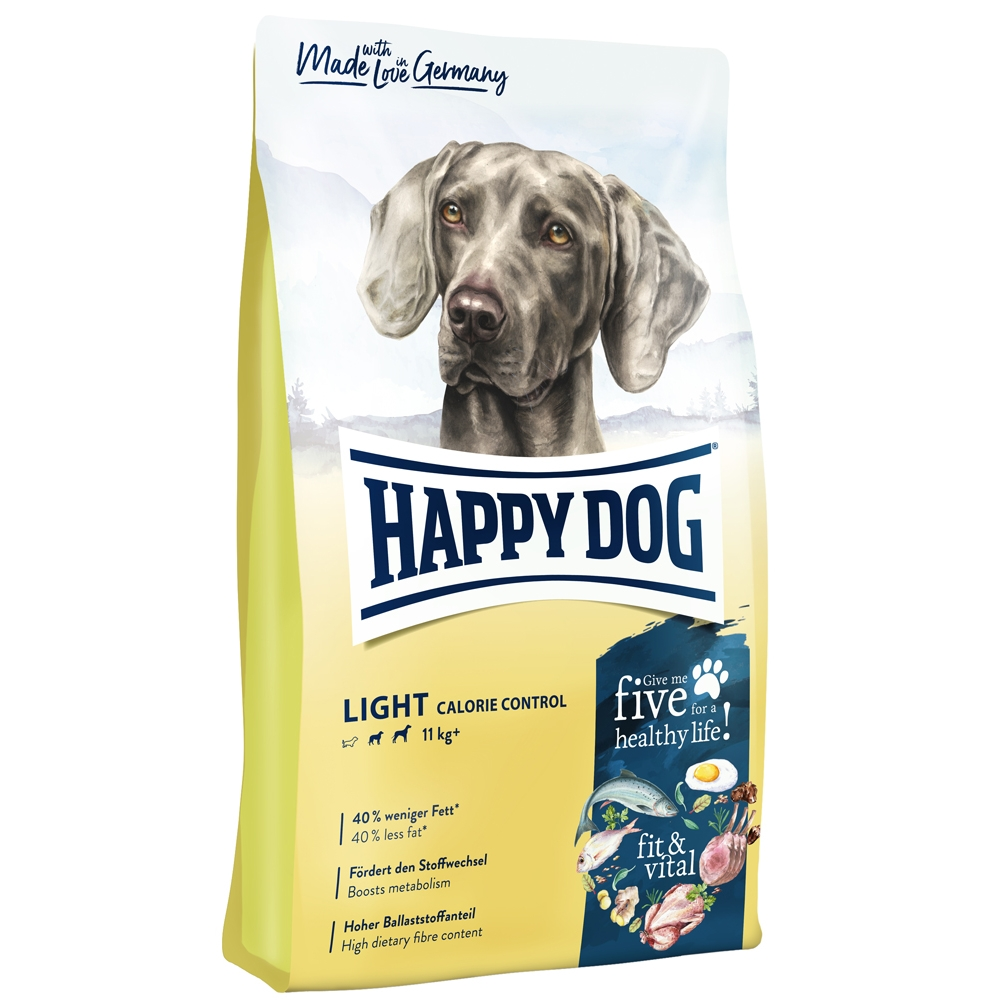 Happy Dog Supreme Fit & Well Adult Light Calorie Control