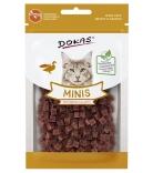 Dokas Cat Minis Entenbrust & Lachs 30g