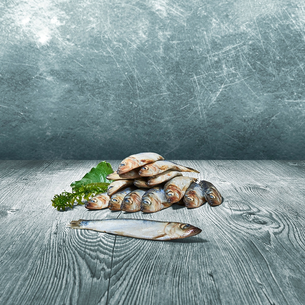 Barfer's Wellfood Choice Hering im Ganzen 500g