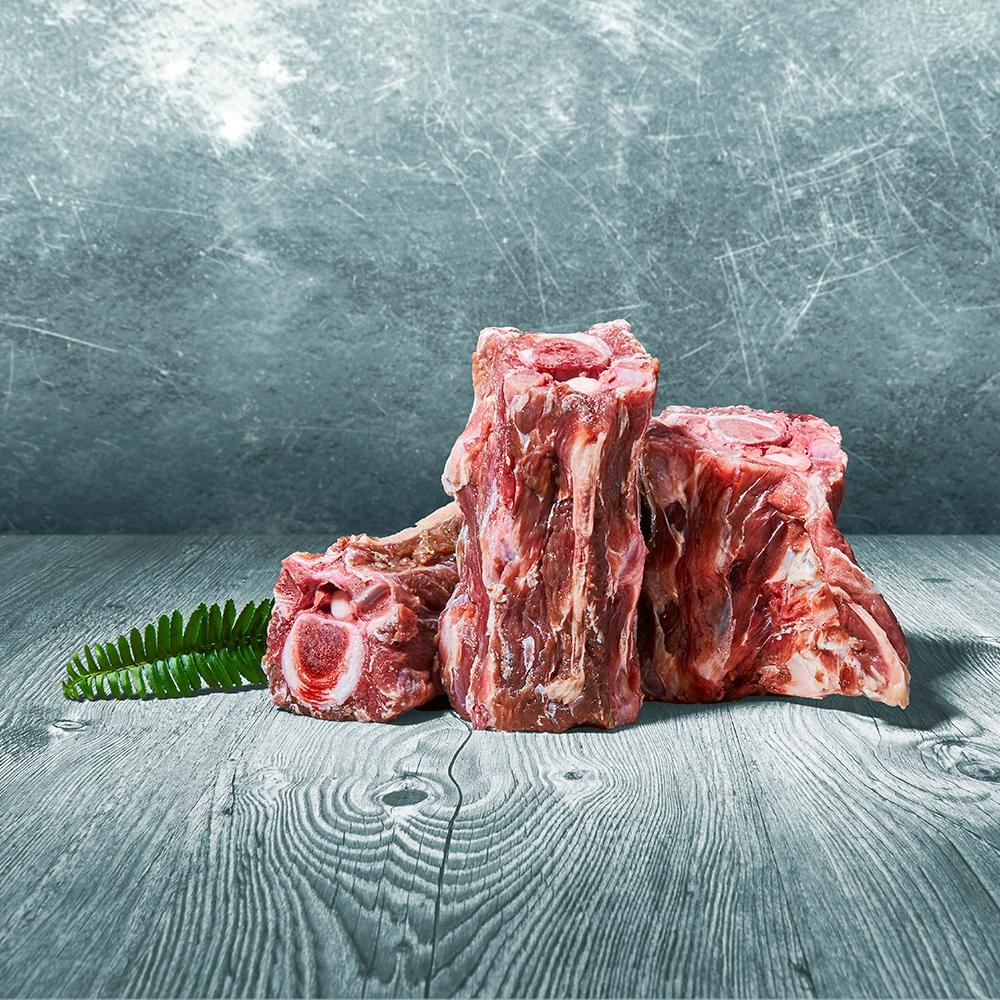 Barfer's Wellfood Choice Hirschhälse im Stück 500g