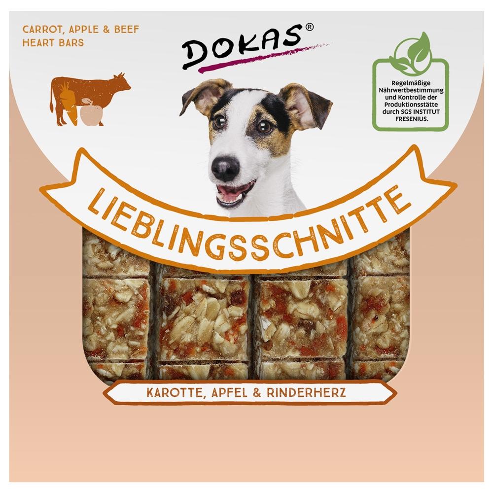 Dokas Lieblingsschnitte Karotte 4x 20g
