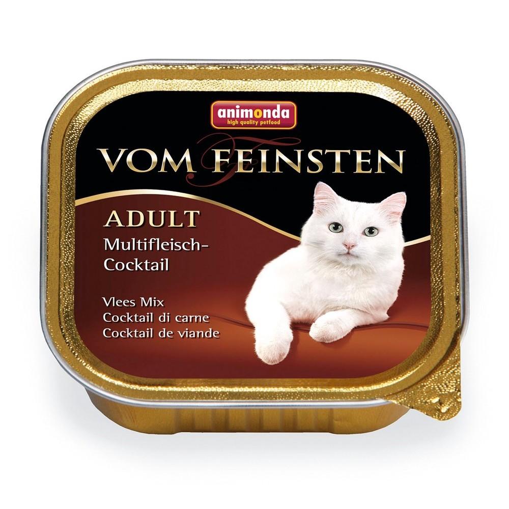 Animonda Cat Vom Feinsten Adult Classic Multi-Fleischcocktail 100g