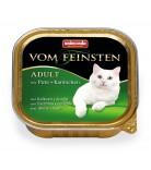 Animonda Cat Vom Feinsten Adult Classic Pute & Kaninchen 100g
