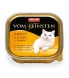 Animonda Cat Vom Feinsten Adult Menue Geflügel & Nudeln 100g