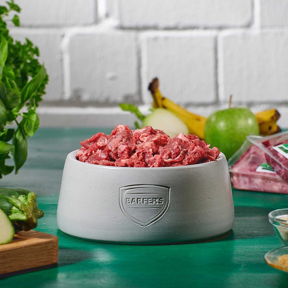 Barfer's Wellfood Choice Rindermuskelfleisch gewolft