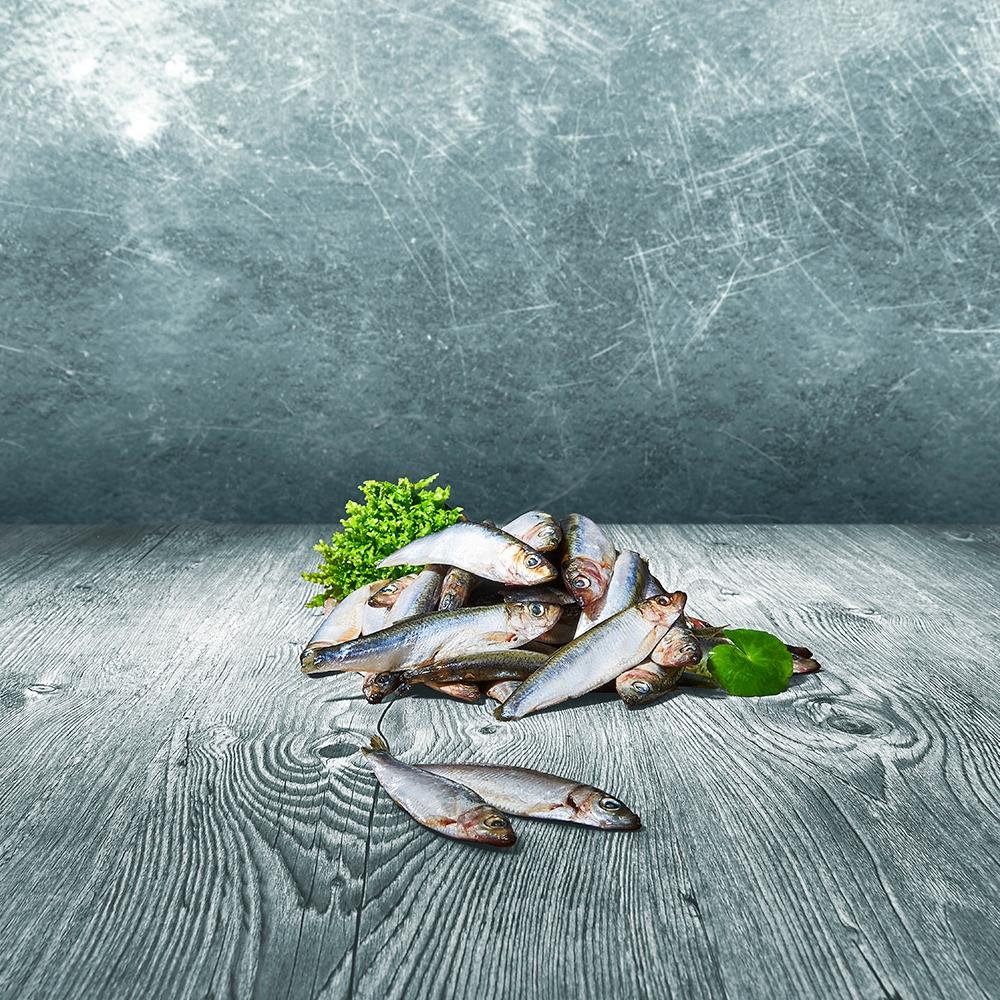 Barfer's Wellfood Choice Sprotten im Ganzen 500g