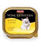 Animonda Cat Vom Feinsten Kitten Geflügel 100g