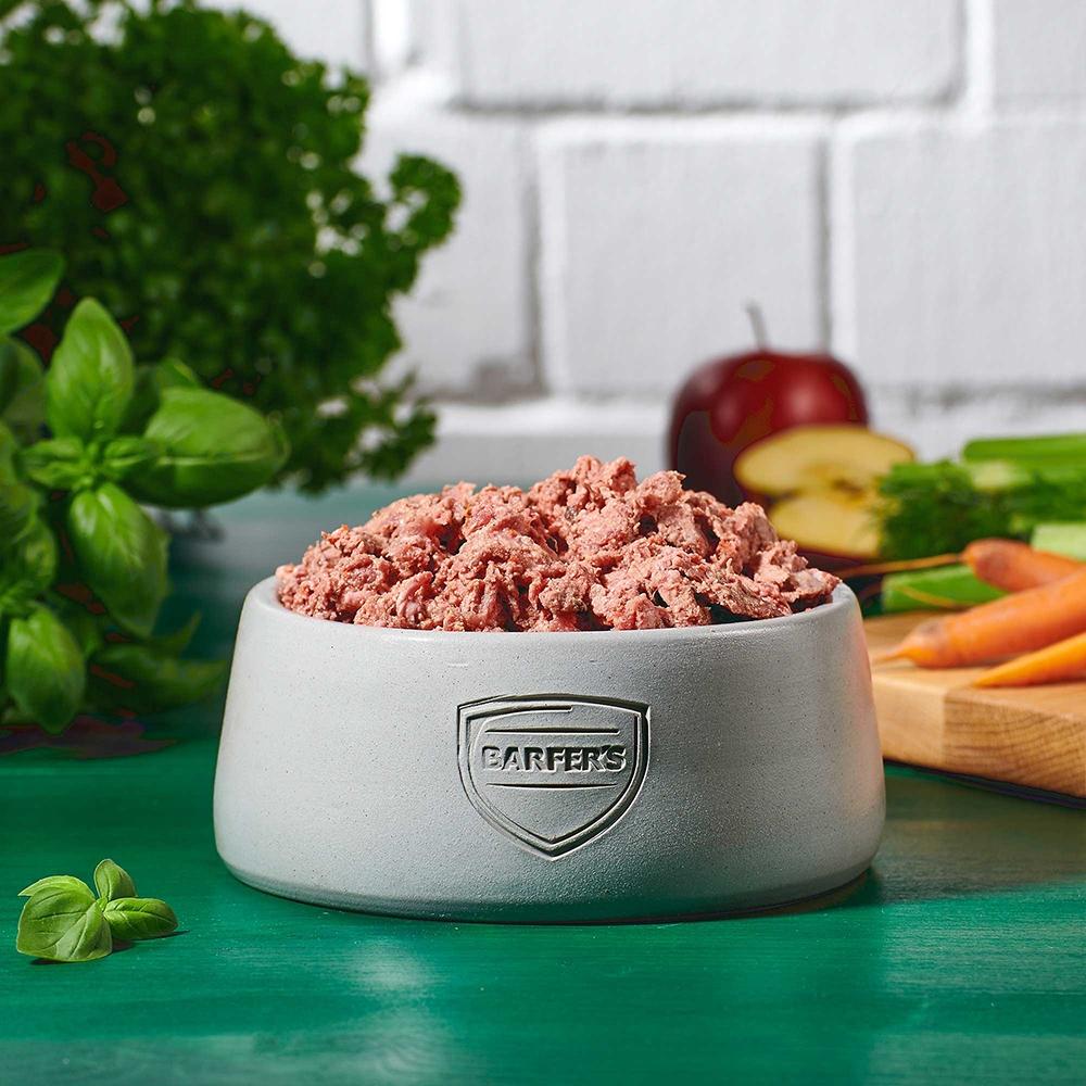 Barfer's Wellfood Daily Lamm-Mix pur mit Gemüse gewolft 500g