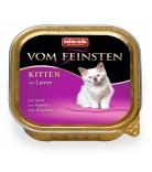 Animonda Cat Vom Feinsten Kitten Lamm 100g