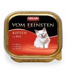 Animonda Cat Vom Feinsten Kitten Rind 100g