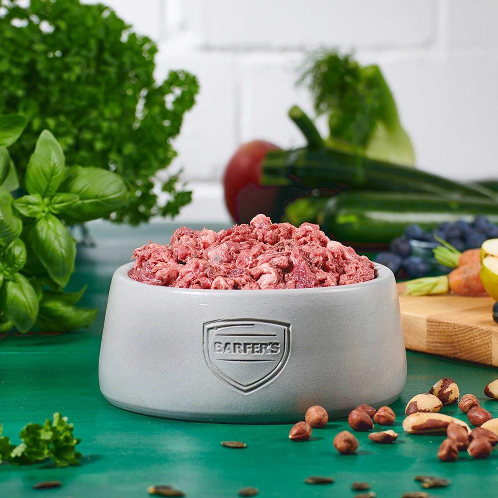 Barfer's Wellfood Daily Spezial-Mix Rind gewolft 500g