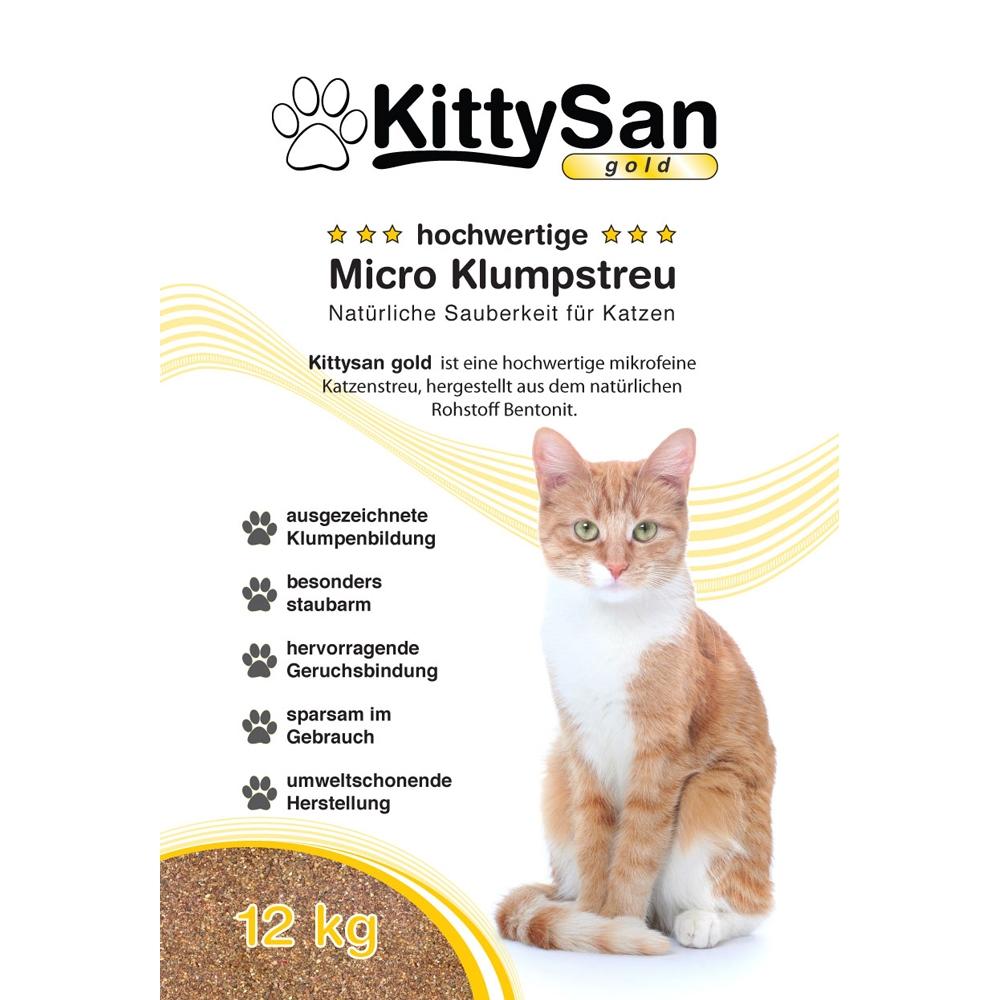 KittySan Gold