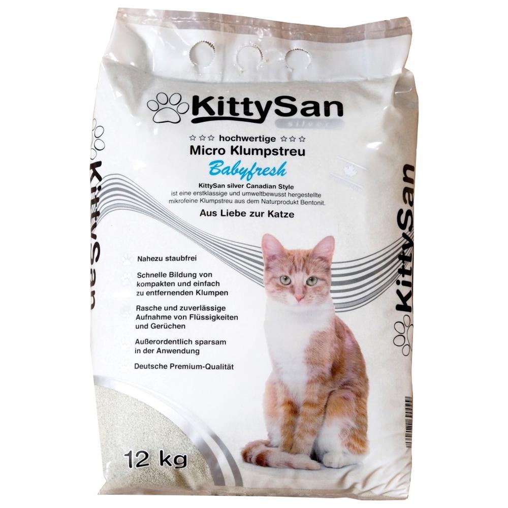 KittySan Silver Babyfresh