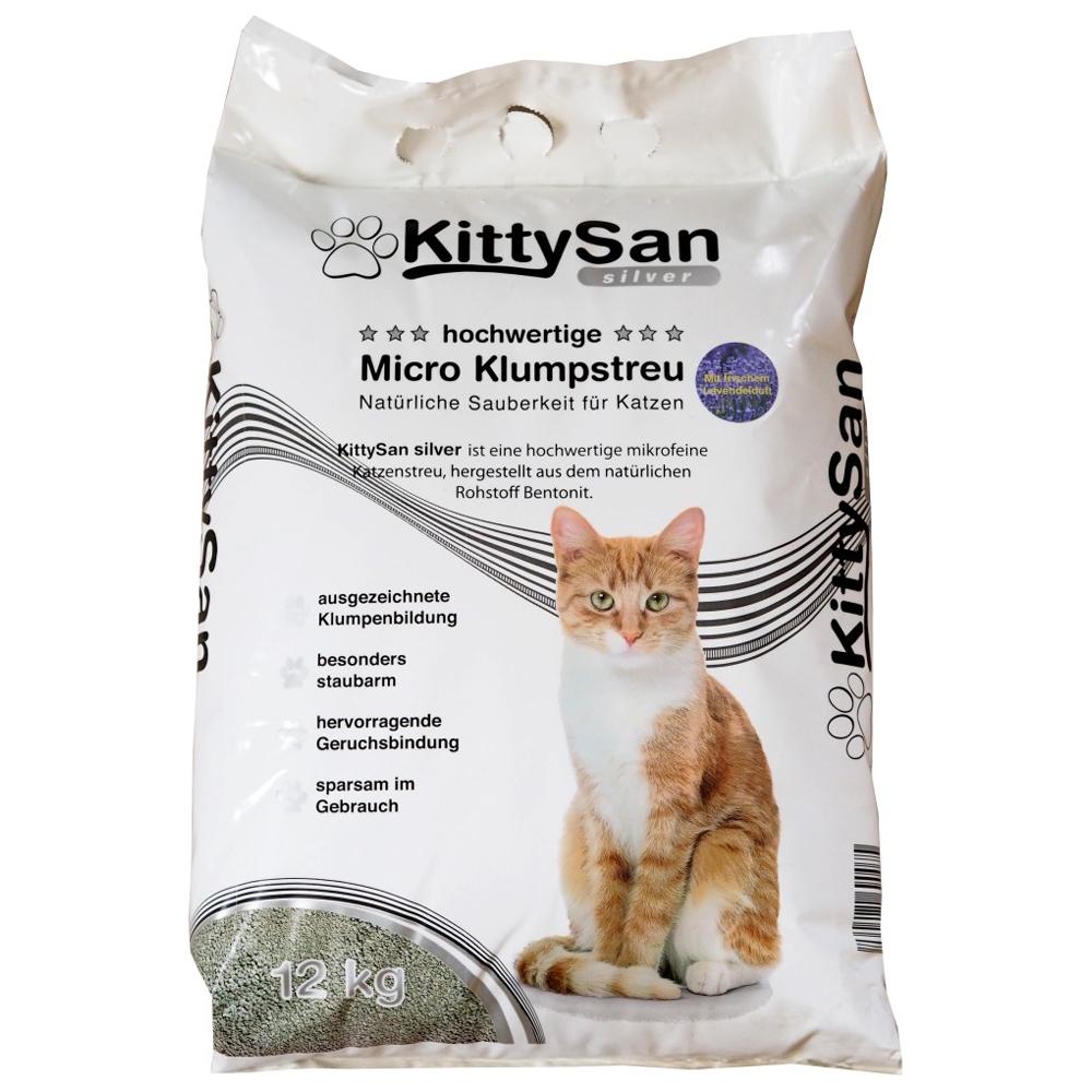 KittySan Silver Lavendel