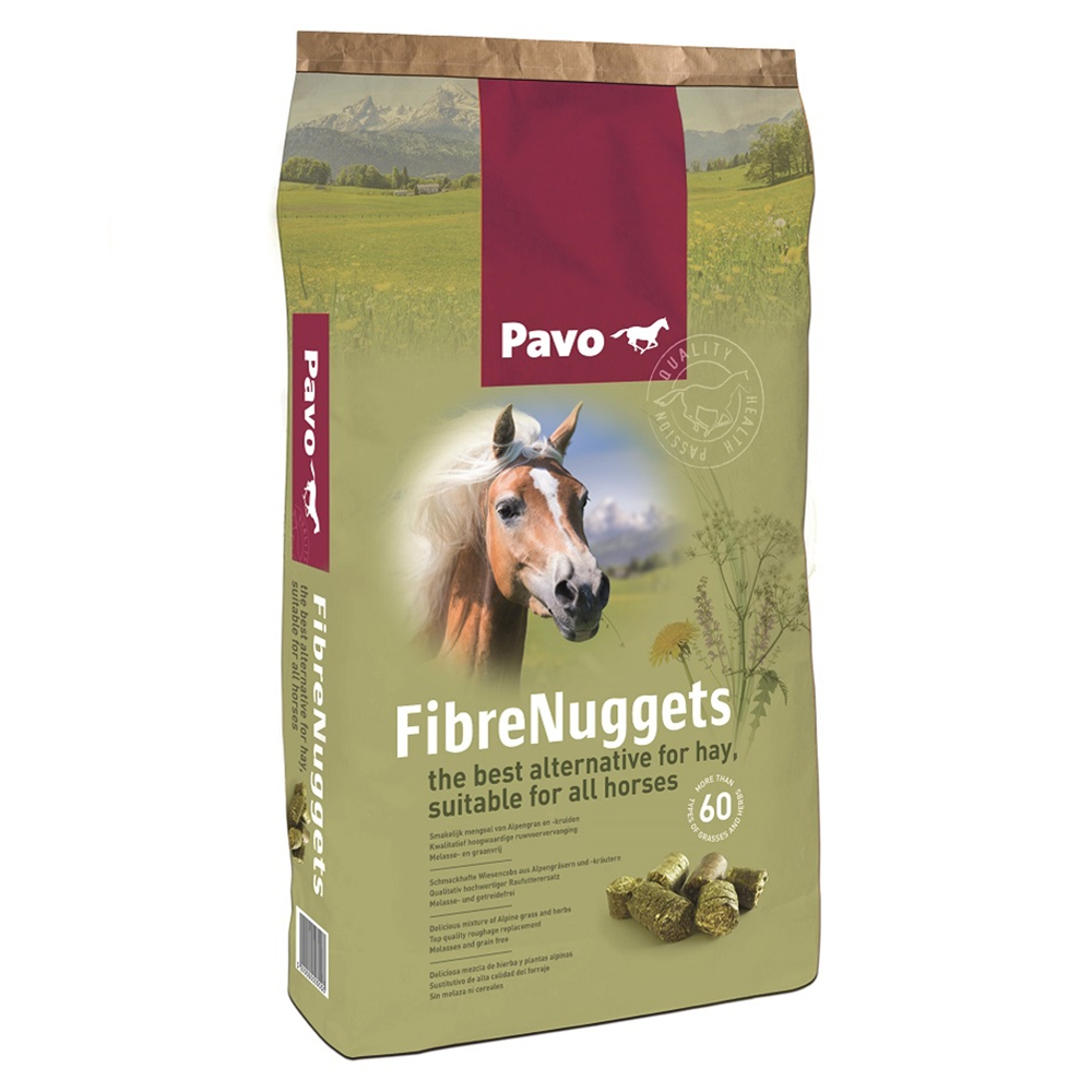 Pavo FibreNuggets 20kg
