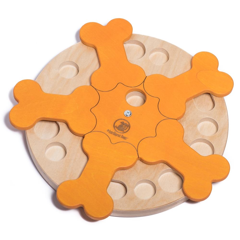 My Intelligent Pets Intelligenzspielzeug Bone's Carousel