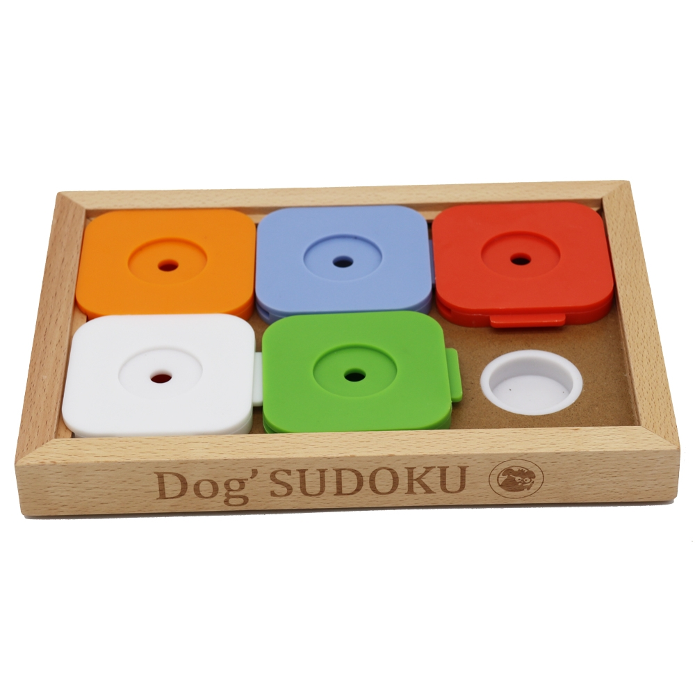 My Intelligent Pets Intelligenzspielzeug Sudoku Advanced Medium Color