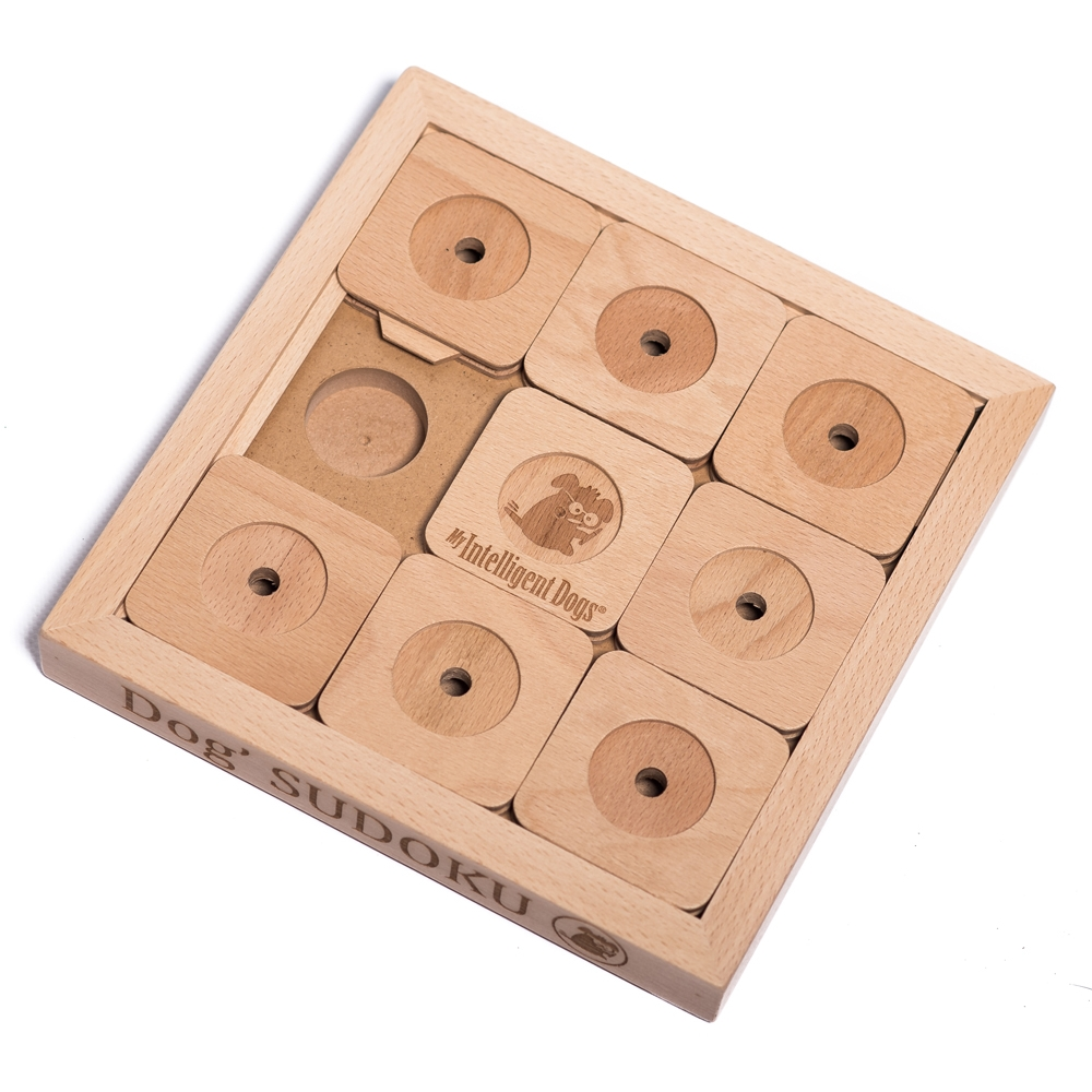 My Intelligent Pets Intelligenzspielzeug Sudoku Expert Small