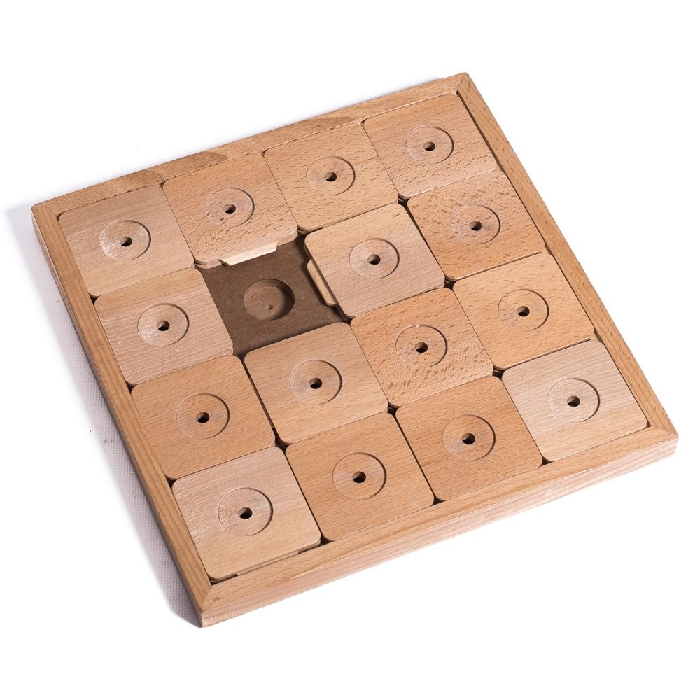My Intelligent Pets Intelligenzspielzeug Sudoku Genie Medium