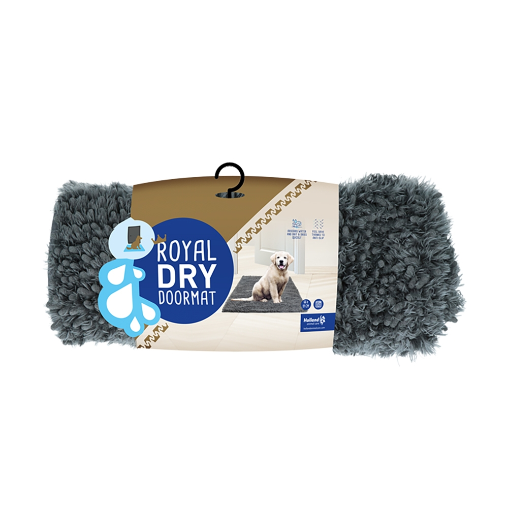 Royal Dry Doormat Mikrofaserfußmatte