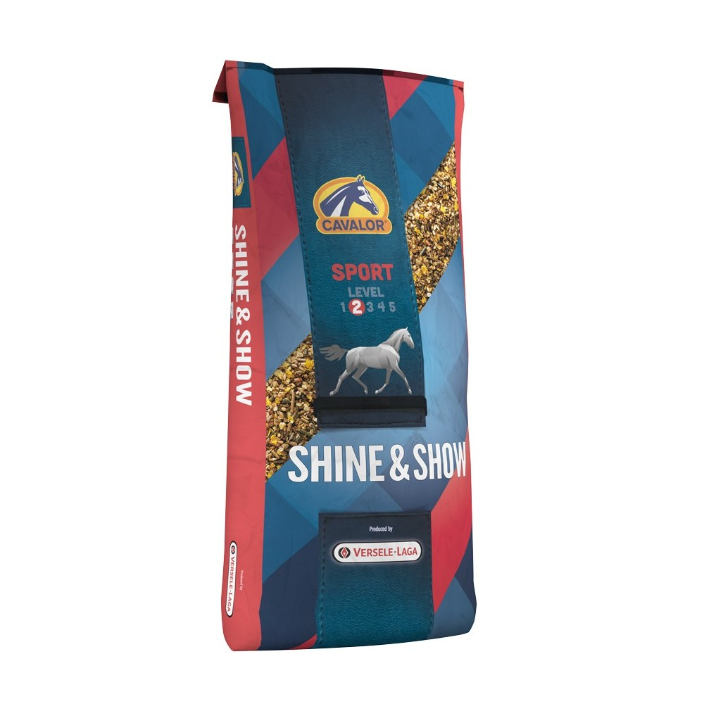 Cavalor Sport Shine & Show 20 kg