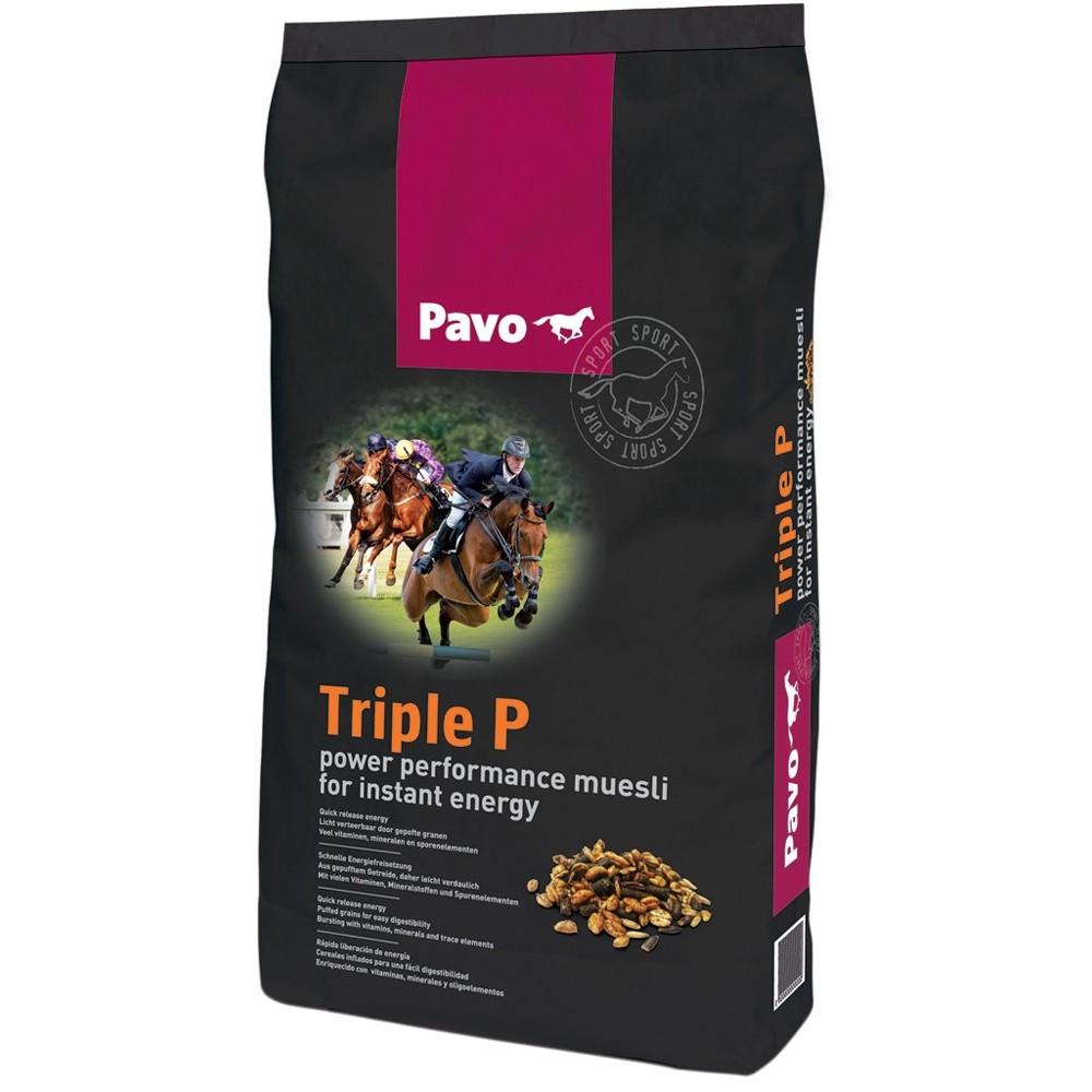 Pavo Leistung Triple P 15 kg