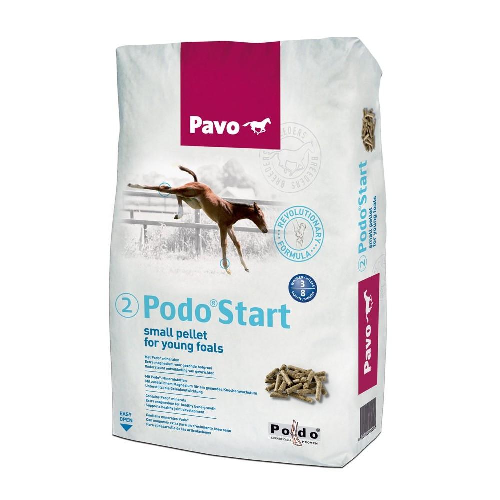 Pavo Zucht Podo Start 20 kg