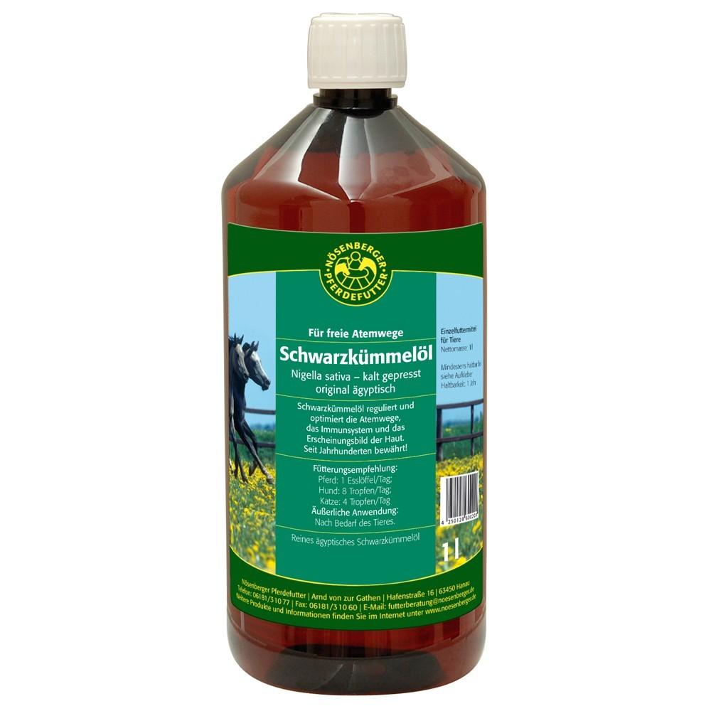 Nösenberger Kräuter & Co. Ägyptisches Schwarzkümmelöl