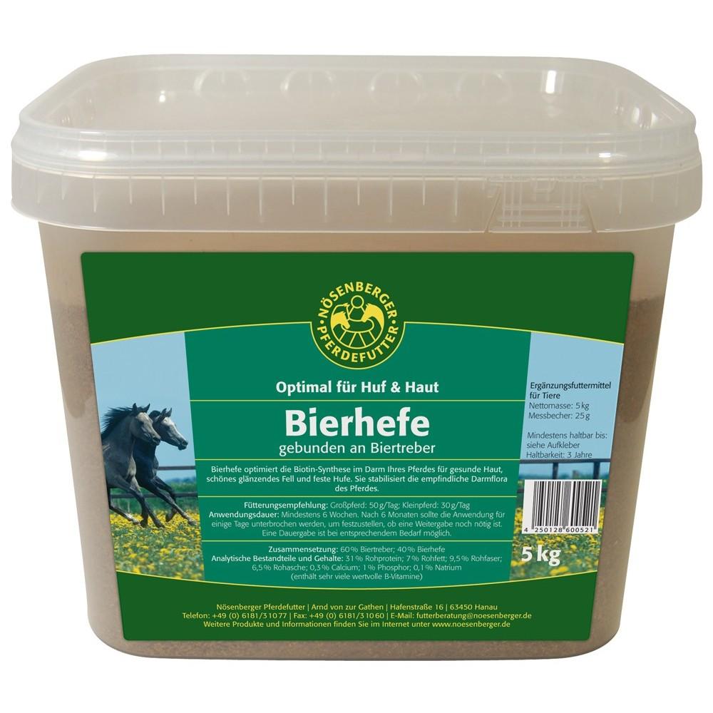 Nösenberger Kräuter & Co. Bierhefe