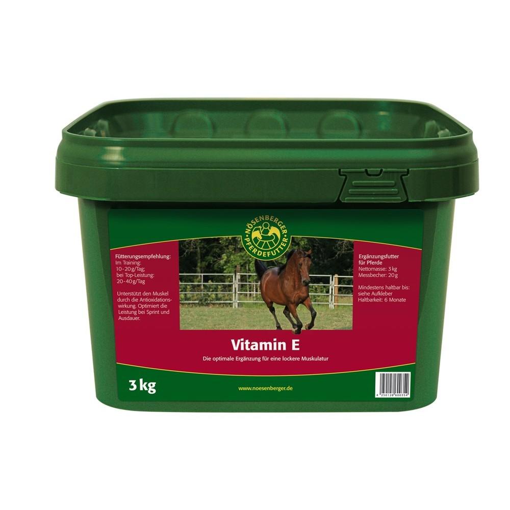 Nösenberger Mineralien, Vitamine & Co. Vitamin E 3 kg