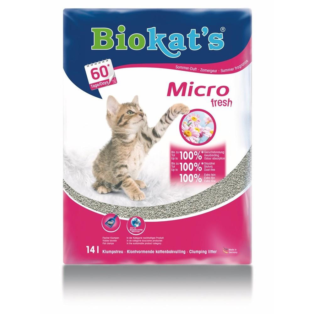 Gimborn Biokat's Micro Fresh 14 L