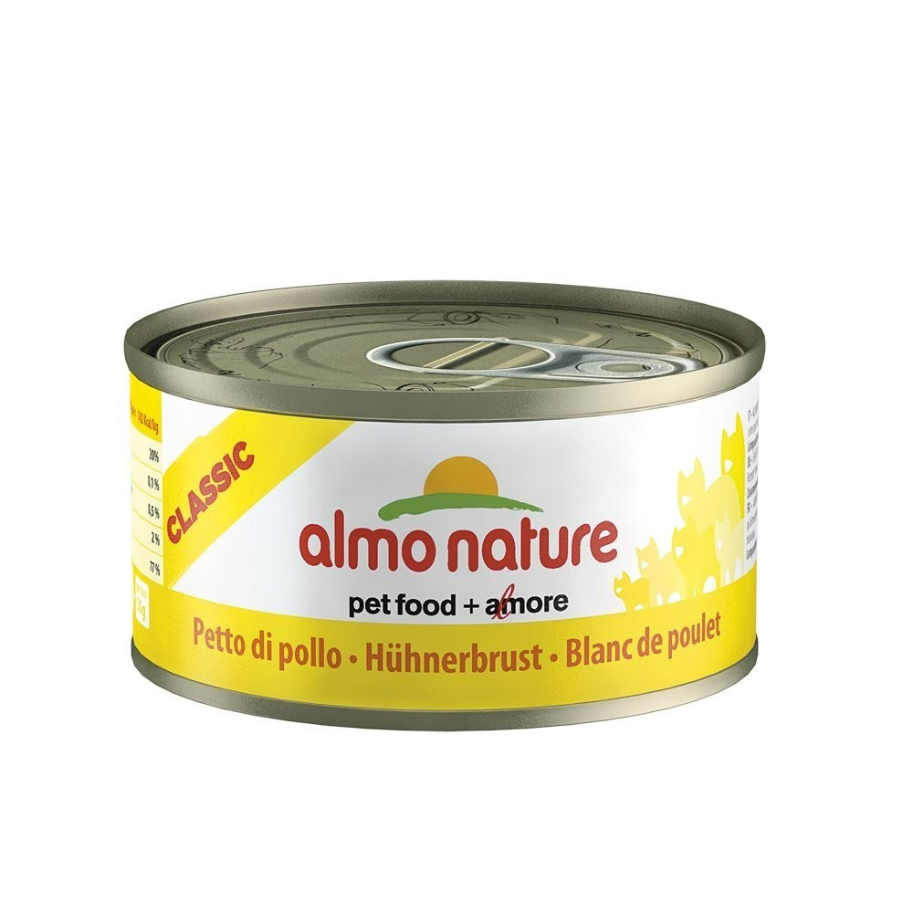 Almo Nature Cat Adult Hühnerbrust