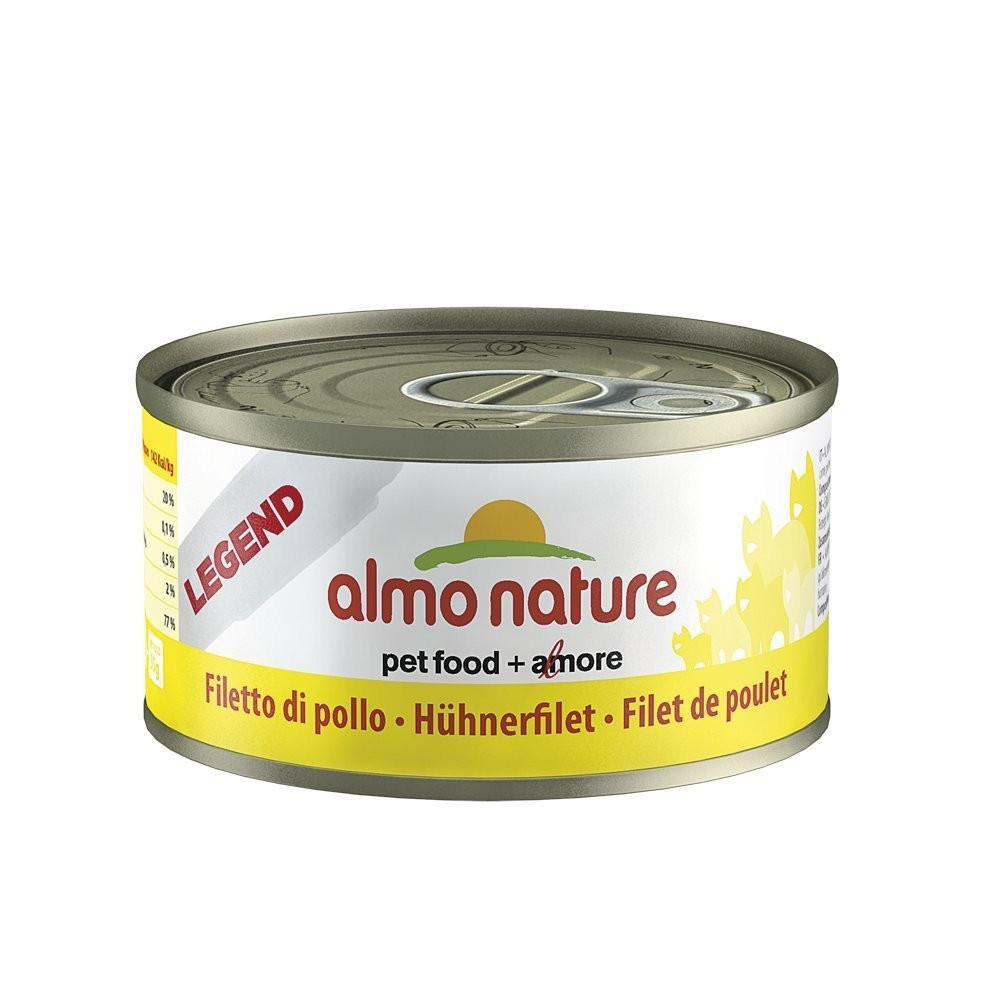 Almo Nature Cat Adult Hühnerfilet 70 g